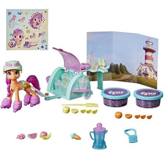 Игровой набор Сияющие сцены Санни Старскаут My Little Pony