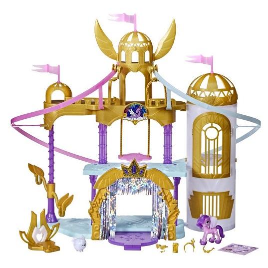 Игровой набор Волшебный замок Новое поколение My Little Pony