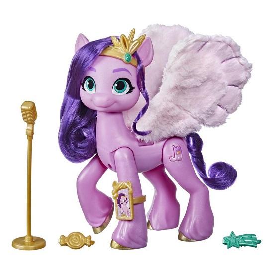 Интерактивная игрушка Поющая Пипп Принцесса Петалс My Little Pony