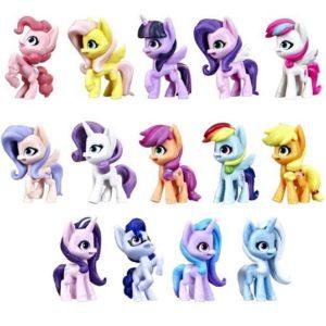 "Коллекция мини-фигурок 14 шт ""Сияние дружбы"" My Little Pony"