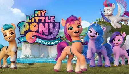Игрушки My Little Pony Новое поколение (A New Generation)