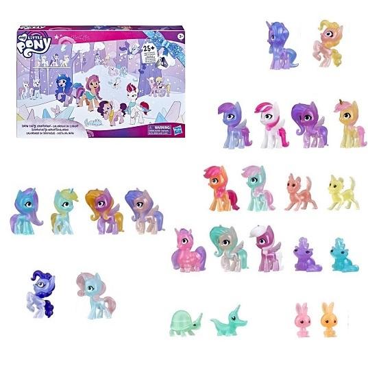 Рождественский адвент-календарь 2021 My Little Pony